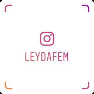 Leydafem en instagram